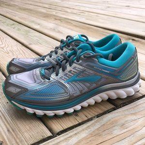 WORN 1X! Brooks Glycerin 3D Fit Print Running Shoe